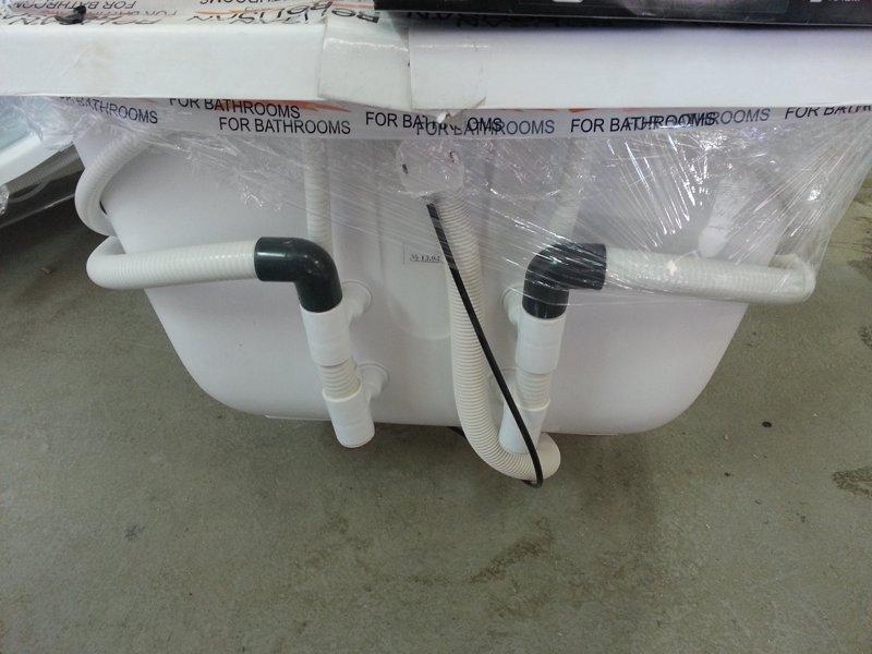 Ванна Нейт 170 с гидромассажной системой Relisan и каскадным смесителем